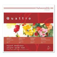 Hahnemühle Aquarellblock Quattro 300 g/m², 25x25cm